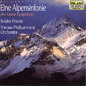 Classics - Strauss: Alpine Symphony / Previn, Vienna PO