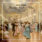 Josef Gungl (1810-1889): Marches, Waltzes, Polkas / Nurnberger SO, Simonis