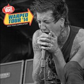 Various Artists: Vans Warped Tour 2014 Compilation [Digipak]