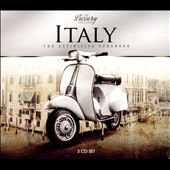 Various Artists: Italy: The Definitive Songbook [Box]