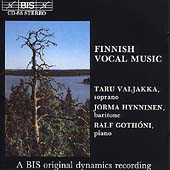 Finnish Vocal Music / Hynninen, Valjakka, Gothoni