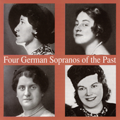 Four German Sopranos Of The Past