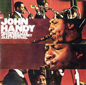John Handy: Live at the Monterey Jazz Festival