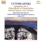 Lutoslawski: Orchestral Works Vol 6 / Wit, Polish RSO