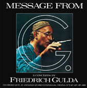 Friedrich Gulda Plays 3 Concerts - Works by Bach, Mozart, Debussy,