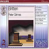 Britten: Peter Grimes / Davis, Vickers, Harper, et al