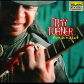 Troy Turner: Blues on My Back