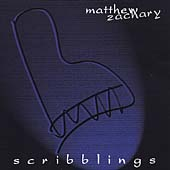 Matthew Zachary: Scribblings
