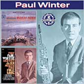 Paul Winter (Sax): Jazz Meets the Bossa Nova/Jazz Meets the Folk Song