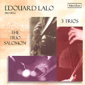 Lalo: 3 Trios / Trio Salomon