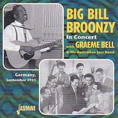 Big Bill Broonzy: Big Bill Broonzy in Concert