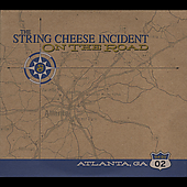 The String Cheese Incident: On the Road: 04-20-02 Atlanta, GA