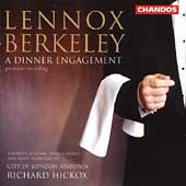 Berkeley: A Dinner Engagement / Hickox, et al