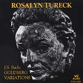 Bach: Goldberg Variations / Rosalyn Tureck