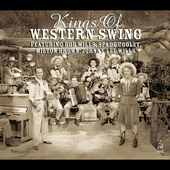 Various Artists: Kings of Western Swing [Pazzazz]