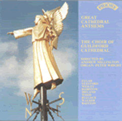 Great Cathedral Anthems / Millington, Wright