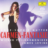 Carmen-Fantasie / Mutter, Levine, Vienna PO