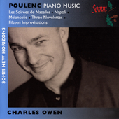 Poulenc: Piano Music / Charles Owen