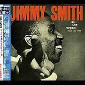 Jimmy Smith (Organ): The Incredible Jimmy Smith at the Organ
