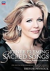 Renée Fleming / Sacred Songs [DVD]