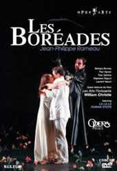 Rameau: Les Boréades / William Christie/Opéra National de Paris, Bonney, Agnew [2 DVD]
