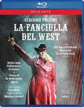 Puccini: La Fanciulla Del West / Rizzi/Netherlands PO, Westbroek, Gallo [Blu-Ray]