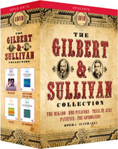 The Gilbert & Sullivan Collection / Opera Australia [4 DVD]