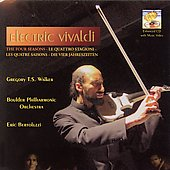 Electric Vivaldi - Four Seasons / Gregory T.S. Walker