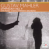 Mahler: Symphony no 9 / Uwe Mund, Kyoto SO