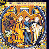 Marriage of Heaven & Hell - Motets & Songs / Gothic Voices