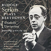 Beethoven: Diabelli Variations, etc / Rudolf Serkin