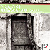 Mozart: The Piano Concertos Vol 8 / Kirschnereit, Beermann