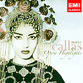 Maria Callas - Opera Highlights - Bellini, Bizet, Verdi, etc