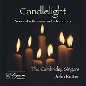 Candlelight / Rutter, The Cambridge Singers, et al