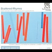 O'Regan: Scattered Rhymes;  et al / Hillier, Orlando Consort, et al