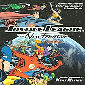 Kevin Manthei: Justice League: The New Frontier [Original Soundtrack]