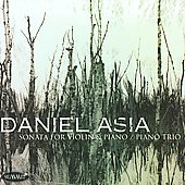 Asia: Piano Trio, Violin Sonata / Oldfather, Ormrod, Macomber, Fortin, Soucek
