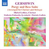 Gershwin: Porgy & Bess, Music For Clarinet / Villard