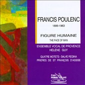 Francis Poulenc: The Face of Man
