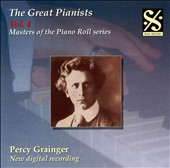 The Great Pianists: Percy Grainger, Vol. 4