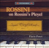 Rossini on Rossini's Pleyel
