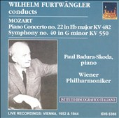Wilhelm Furtwängler Conducts Mozart