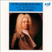 Handel: The Flute Sonatas