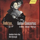 Rodrigo: Guitar Concertos