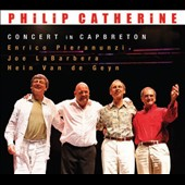 Philip Catherine: Concert In Capbreton [Digipak]