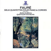 Faure: Two Quintets for Piano & Strings