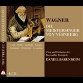 Wagner: Die Meistersinger Von Nurnberg / Barenboim/Bayreuth