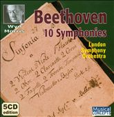 Beethoven: 10 Symphonies / Morris