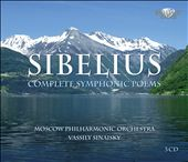 Sibelius: Complete Symphonic Poems/ Sinaisky