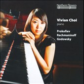 Vivian Choi plays Prokofiev, Rachmaninoff & Godowsky
